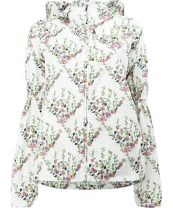 Giambattista Valli | Print Hooded Jacket Size 40