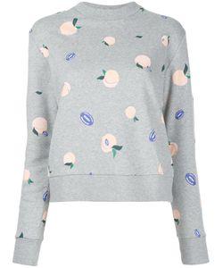 Être Cécile | Peaches Print Sweatshirt