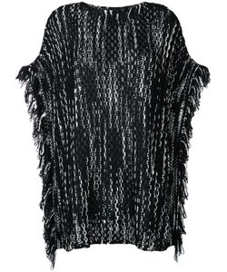 Missoni | Fringed Knitted Poncho One