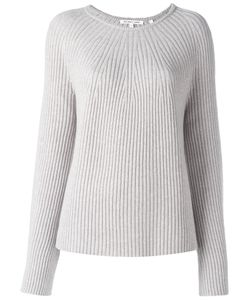 Helmut Lang | Ribbed Jumper Small Wool/Cashmere