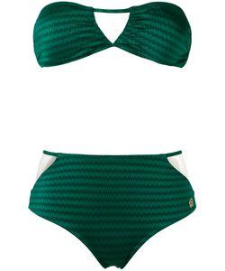 Brigitte | Printed Bikini M