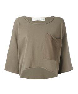 Isabel Benenato | Oversized Knit T-Shirt