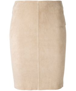 Jitrois | Fitted Skirt