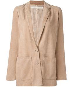 Drome | Button Up Blazer Small