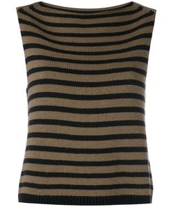 Vince | Striped Top Xs