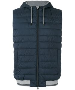 Herno | Zipped Hooded Gilet 56