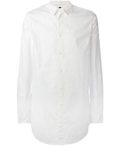 Poème Bohémien | Elongated Shirt 50 Cotton