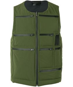 Letasca | Padded Zipped Gilet L