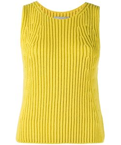 Vince | Ribbed-Knit Top S
