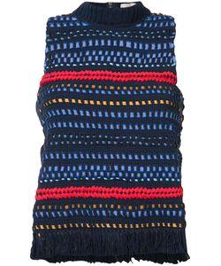 Sea | Knitted Tank Top Size Medium