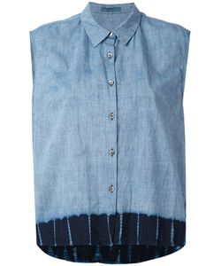 Suzusan | Denim Sleeveless Shirt S