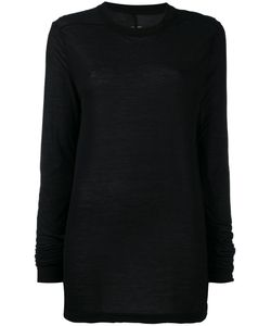 Rick Owens DRKSHDW | Sheer Knitted Top