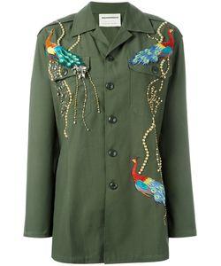 Night Market | Peacock Studded Jacket