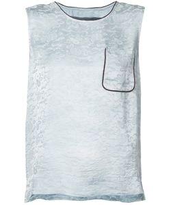 Raquel Allegra | Chest Pocket Vest