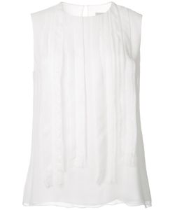 Jason Wu | Stitched Panel Tank 4 Silk
