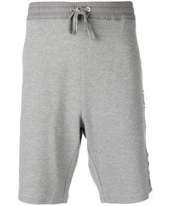 Moncler Gamme Bleu | Piqué Drawstring Track Shorts Size Large