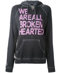 Free City   We Are All Broken Hearted Hoodie