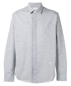 Soulland | Fardon Gross Grain Shirt Size Medium