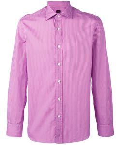 Mp Massimo Piombo   Striped Shirt 41