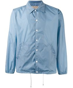 Maison Kitsuné | Back Logo Shirt Jacket Size Large