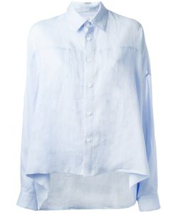 Y's   Cape Effect Shirt