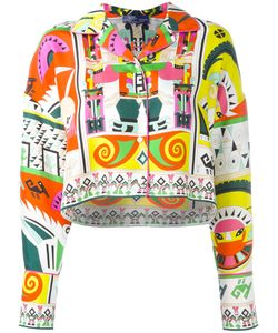 Emilio Pucci | Cropped Blouse Size 42