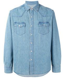 Maison Kitsuné | Pocket Shirt S