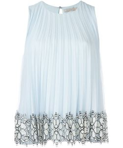 Christopher Kane | Pleated Sleeveless Top Size 42