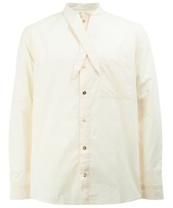 By Walid | Tie Collar Shirt Size Xl