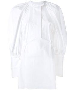 Ellery | Gathered Waist Mini Dress