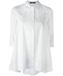 Steffen Schraut | Cropped Sleeves Shirt Size 36