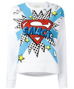 Iceberg | Pop Art-Print Sweatshirt Size 38