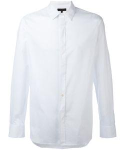 Ann Demeulemeester Grise | Concealed Fastening Shirt Medium Cotton