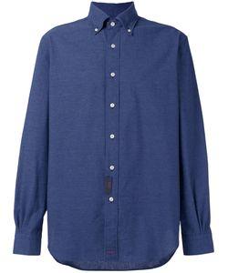 Mp Massimo Piombo   Plain Shirt