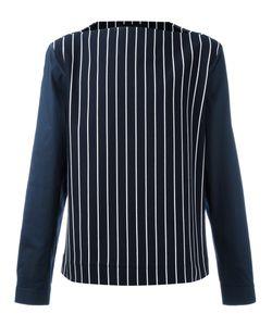 Juun.J   Striped Sweatshirt Size 48