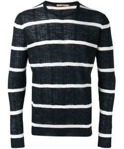 Nuur | Striped Jumper Men 50