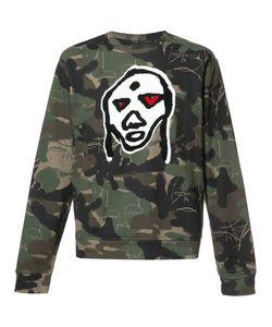 Haculla | Camouflage Print Sweatshirt Large