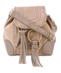 See by Chloé | Polly Shoulder Bag Cotton/Calf