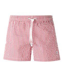 Borrelli | Striped Swim Shorts M