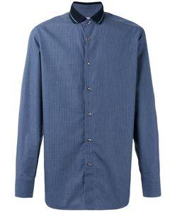 Brioni   Fine Checked Shirt Size Xxl