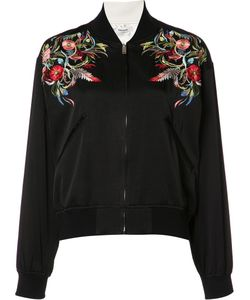 Christian Dada | Embroidered Bomber Jacket