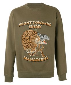 Maharishi | Crouching Tiger Sweater Xl