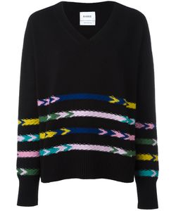 Barrie | Knitted V-Neck Sweater Size Xs