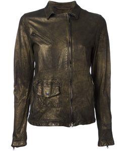 Salvatore Santoro | Off-Centre Zip Jacket Size 42