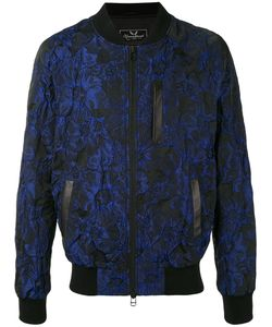 Unconditional | Jacquard Bomber Jacket