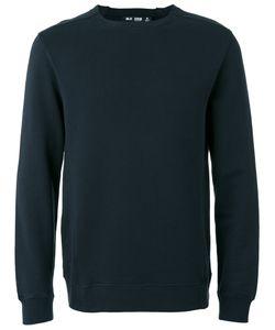 Blk Dnm   Plain Sweatshirt Size Large