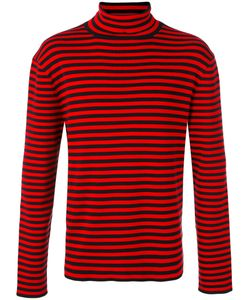 Gucci | Striped Turtleneck Top