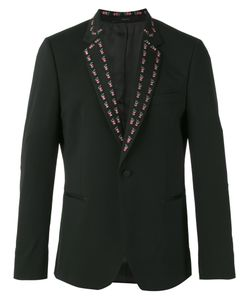 Paul Smith | Embroidered Lapel Blazer 36