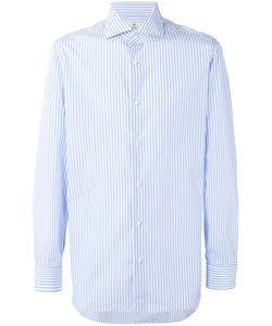 Borrelli | Striped Shirt Size 40