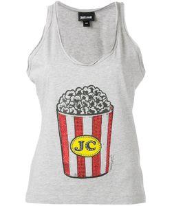 Just Cavalli | Popcorn Print Vest Size 38